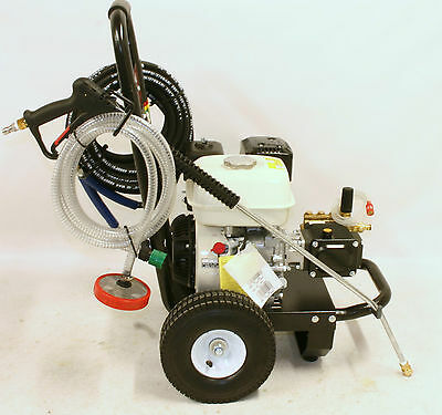 Honda Gp 200 Petrol Pressure washer with 12 Litre Ar Pump