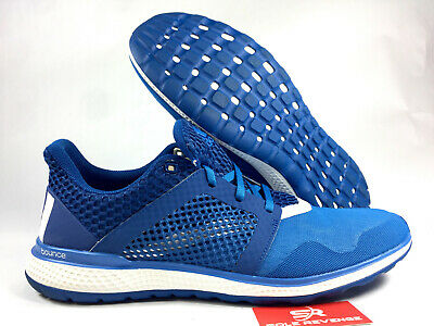 new concept 994b9 c6346 10 New adidas Energy Bounce 2.0 Shoes Blue White Running AQ3153 Mens