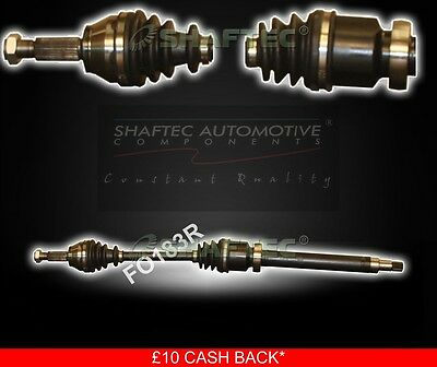 Drive Shaft fits MAZDA 2 1.4 Front Right 2003 on Driveshaft FO183R Shaftec Reman