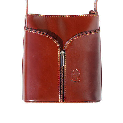 2fa64415ad96 Crossbody Bag Italian Genuine Leather Hand made in Italy Florence 203 br