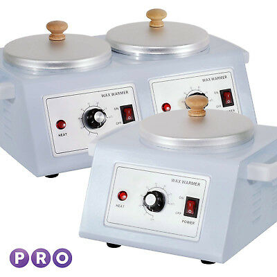 Professional Electric Wax Warmer Machine for Hair Removal - Paraffin - Two Sizes