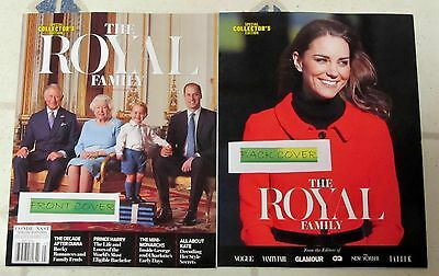 ROYAL FAMILY Decade After DIANA Monarchs KATE Conde Nast SPECIAL EDITION 97 Pgs