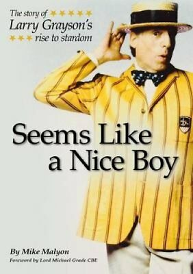Seems Like a Nice Boy by Mike Malyon 9781785384738 (Paperback, 2016)