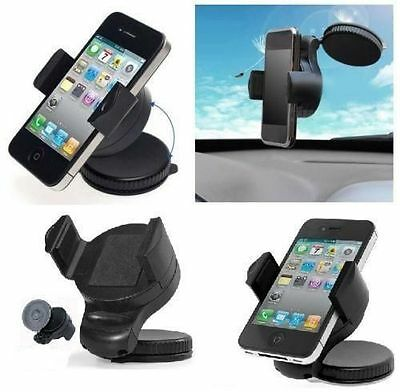 Universal In car Mount Phone holder cardle Stand for iPhone 6 5S 5C 5 4S 4