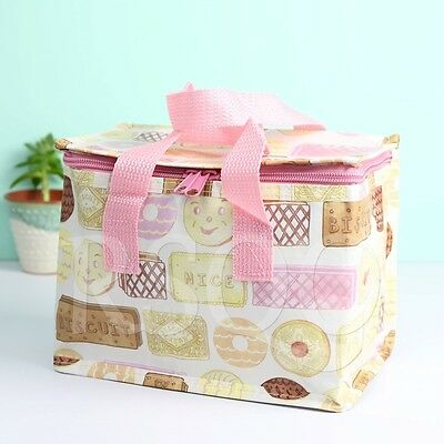 Lunch Bag Picnic Bag Shabby Chic Tea Party Biscuit