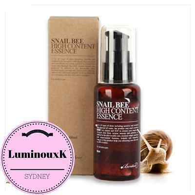[Benton] Snail Bee High Content Essence 60ml Free Postage AU Seller