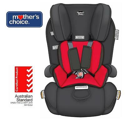 Mother's Choice Victory Convertible Booster Child Infant Baby Car Seat 6mth-8yr