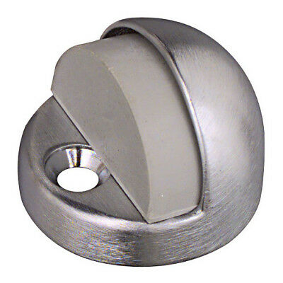 Chrome High Dome Floor Door Stop