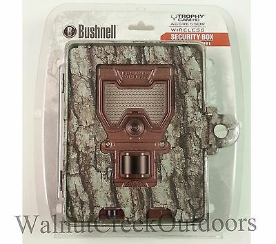 Bushnell Trophy Cam Security Box for Wireless Aggressor Trail Cameras #119855C