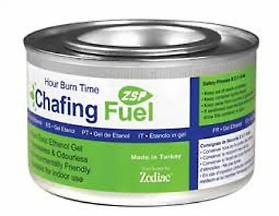 32225B Zodiac Chafing Fuel (3.5 hour ) PACK OF 12   [322250 DNA]