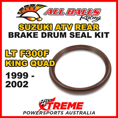 30-13001 Suzuki Atv Ltf 300F King Quad 1999-2002 Rear Brake Drum Seal Kit