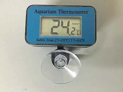 Digital LCD Waterproof Fish Aquarium Water Tank Temperature Thermometer Meter IL