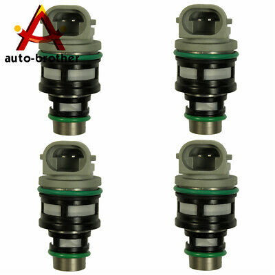 4 Sets Fuel Injector 2.2 17113124 17113197 For Chevy GMC Cavalier Buick Pontica