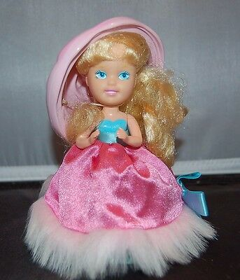 Tonka Kenner Cupcake Doll Sugar Puff