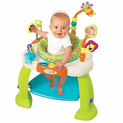 Bright Starts Bounce Baby  toys lights and melodies