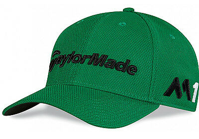 NEW TaylorMade M1/Psi New Era 39 Thirty Kelly Green Fitted M/L Hat/Cap