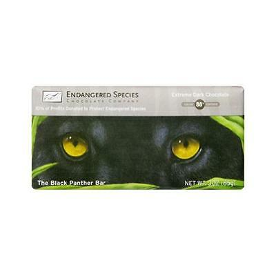 Endangered Species 31651 Ext Dark Choc Bar Black Panther