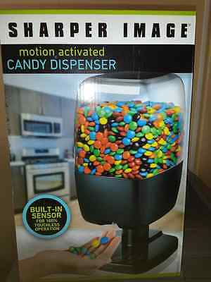the sharper image motion activated candy dispenser instruction manual