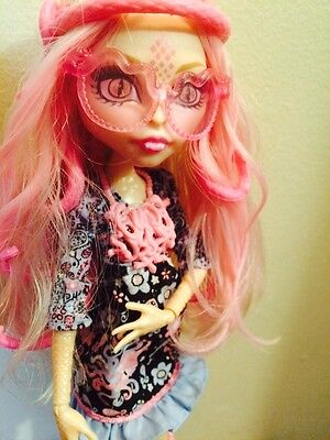Monster High Doll Original Viperine Gorgon Medusa