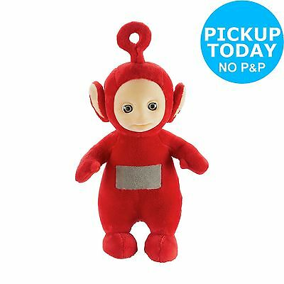Teletubbies Talking Po Soft Toy - Pre- Order 16th January -From Argos on ebay
