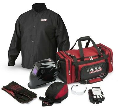 Lincoln Electronic Traditional Welding Gear Ready-Pak - K3105