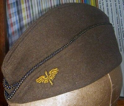 Rare Late 1920's US Air Corps Instructor Overseas Cap