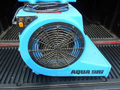 EDIC Aqua Dry Commercial Floor Dry Blower Used Lynnwood  WA