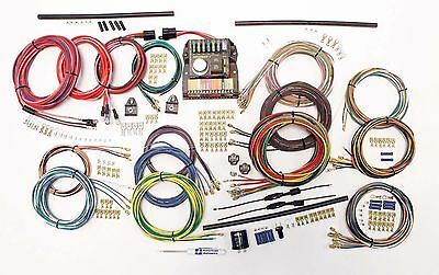 American Auto Wire 62-74 Volkswagon Beetle Wiring Harness Kit # 510419