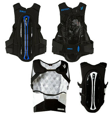 DEMON Shield Spine Guard - Snowboard Protection for your back