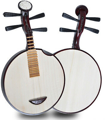 Yueqin  Chinese  Lute Banjo Musical Instrument