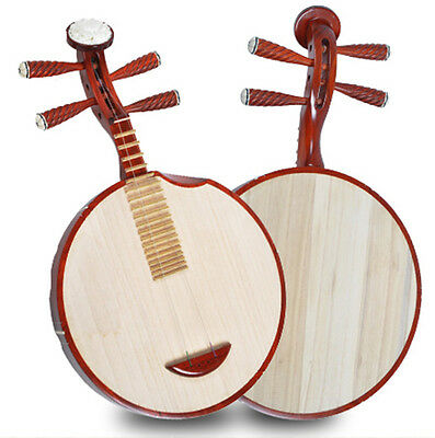 Yueqin  Chinese  Lute Banjo Musical Instrument YU589