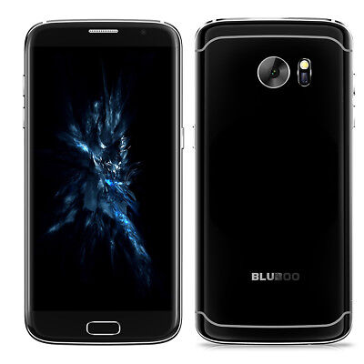 "Bluboo Edge 5.5"" QuadCore 4G Smartphone Android 6.0 Touch ID 2SIM Téléphone 16Go"