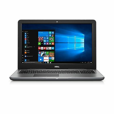 Dell Inspiron 15 5000 Laptop 7th Gen Core i5-7200U 8GB RAM 1TB HDD Win10 NEW