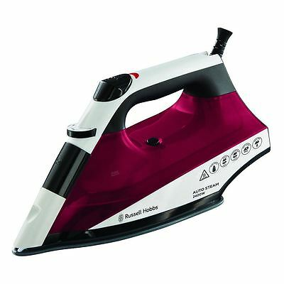 Russell Hobbs 22520 Auto Steam Pro Non-Stick Even Steam Generator Iron New