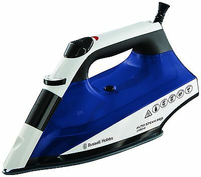 Russell Hobbs 22522 Auto Steam Pro Ceramic Even Steam Generator Iron New