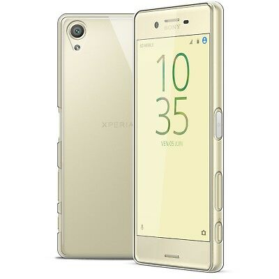 Coque Housse Etui Sony Xperia X [Crystal Ultra Fin 0.8mm]