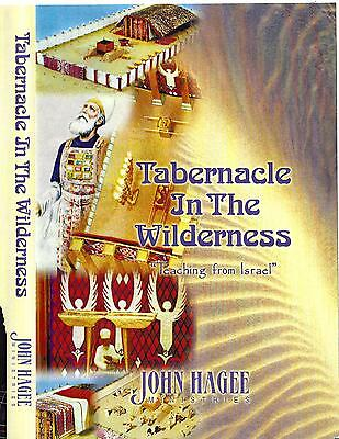 Tabernacle in the Wilderness From Israel - 3 Dvds - John Hagee - Deluxe Edition