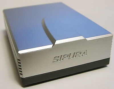 UNLOCKED SIPURA / Linksys SPA1001 FXS VoIP Phone Adapter