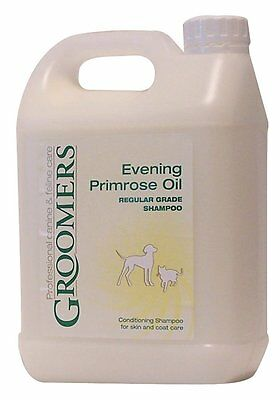 Groomers Evening Primrose Oil Shampoo 2.5 litre - For Cats & Dogs