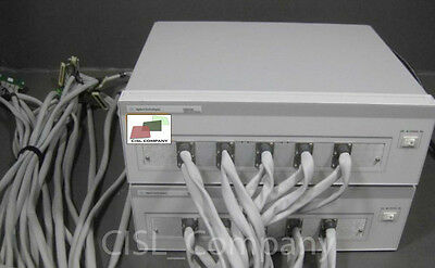 Agilent E8053A & E8057A-FG Analysis Probe Logic Analyzer System, Free Shipping