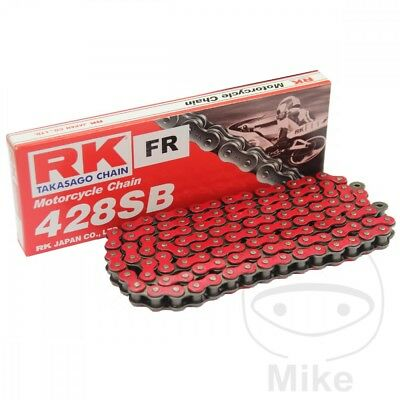 Kymco K-Pipe 125 2013-2015 RK 428SB x 108 Red Chain