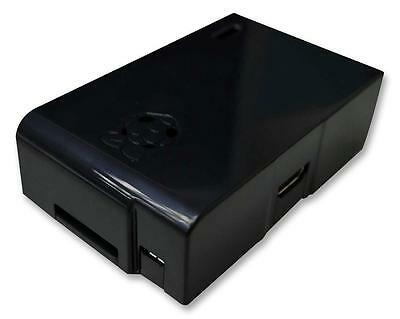 Multicomp Mc-Rp001-Blk Raspberry Pi Enclosure Abs Black