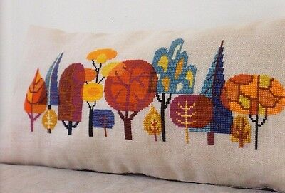 Forest -  fun cross stitch chart - Satsuma Street