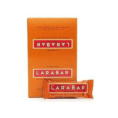Larabar 0409078 Carrot Cake, 1.6 oz Case of 16