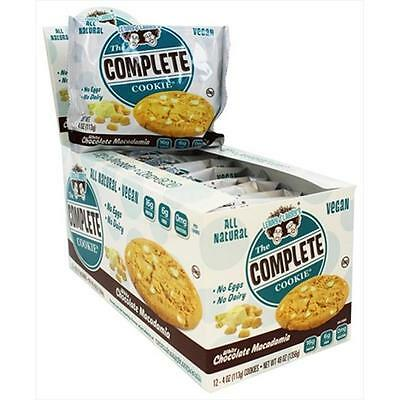 Lenny & Larrys 4 Ounce Complete Cookie White Chocolate Macadamia