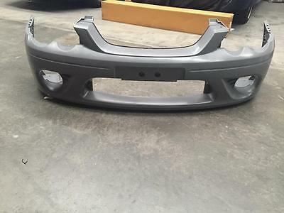New Ford Bf Xr6 Xr8 Front Bumper Bar Cover