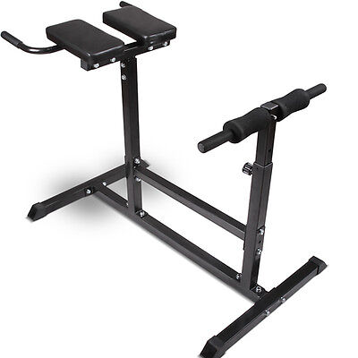 Back Extension Bench Training Home Gym Fitness Core Strength Ab Exercise Workout