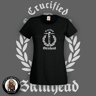 Crucified Skinhead Girlie Grösse S-Xl