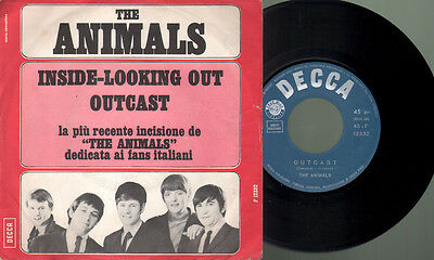 Animals - Inside looking out/Outcast