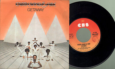 Earth Wind & Fire - Getaway/II
